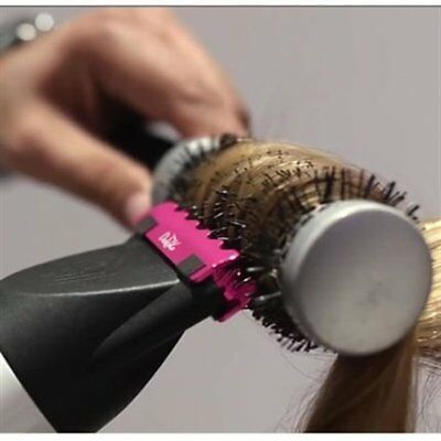 Bestselling Blow Dryer Attachment Cuts Blow Dry Time in Half by Daroko - Pink