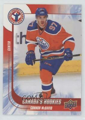 2016-17 Upper Deck National Hockey Card Day Canadian #CAN6 Connor McDavid