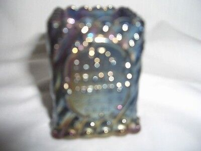St. Clair Art Glass 1971 Grand Opening Toothpick Holder