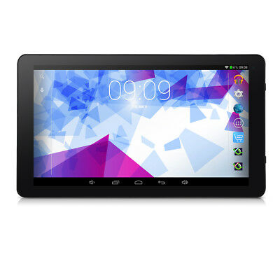 """iRULU 10.1"""" Tablet PC Android 6.0 Marshmallow Quad Core 8GB Wi-Fi Dual Cameras"""
