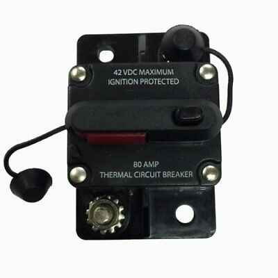 Manual& Switchable 80 Amp