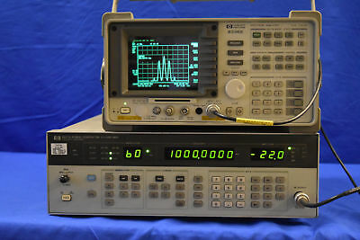 HP 8657A Signal Generator, 0.1-1040 MHz