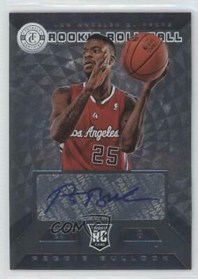 2013-14 Totally Certified Rookie Roll Call Signatures Silver Reggie Bullock Auto
