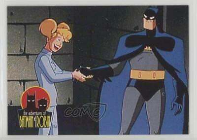 1995 Skybox The Adventures of Batman & Robin #74 Case #572 Harlequinade Card 0c4