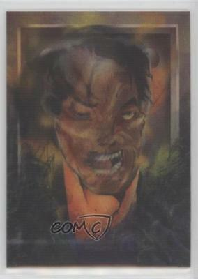 1996 Skybox Marvel Motion #19 Ghost Rider Non-Sports Card g4q