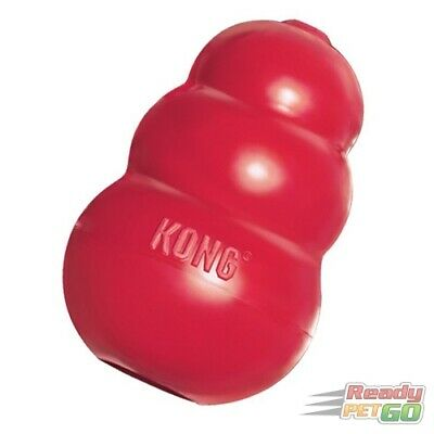 KONG Classic- The World's Best Dog Chew Toy & Treat Dispenser and It Bounces!