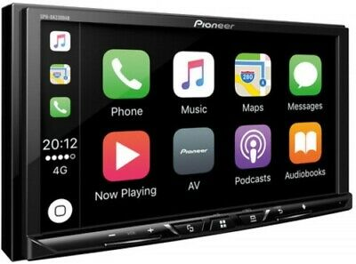 Pioneer SPH-DA230DAB 2-DIN Autoradio DAB App Radio USB AUX Apple Car Android New