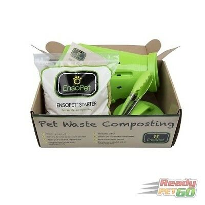 EnsoPet Pet Waste Composting System- In-Ground Eco-Friendly Poo Disposal System