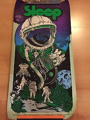 Sleep Sidney Limited Print David d Andrea Numbered and Signed