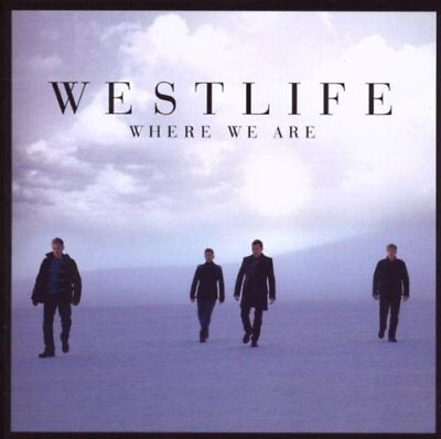 Westlife / Where We Are *NEW* CD