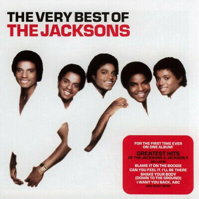 Jackson 5 / The Very Best of the Jacksons (Greatest Hits) *NEW* CD
