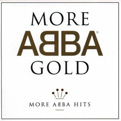 Abba / More ABBA Gold (Best of / Greatest Hits) *NEW* CD