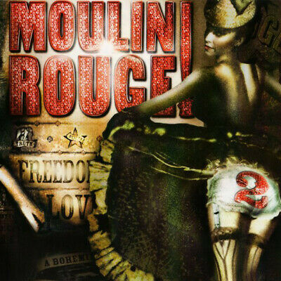 Original Soundtrack / Moulin Rouge Vol.2 More Music From (Baz Luhrmann) *NEW* CD
