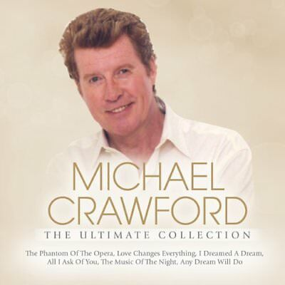 Michael Crawford / The Ultimate Collection (Best of / Greatest Hits) *NEW* CD