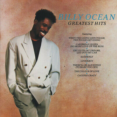 Billy Ocean / Greatest Hits (Best of) *NEW* CD