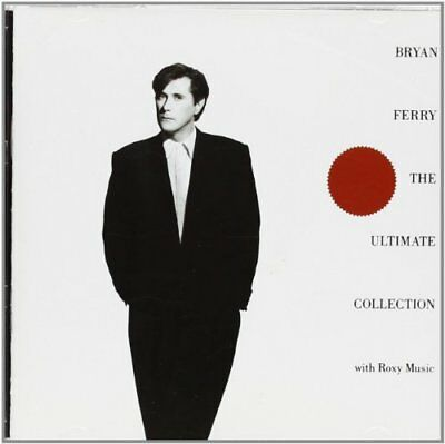 Bryan Ferry / Ultimate Collection (Best of / Greatest Hits) *NEW* CD