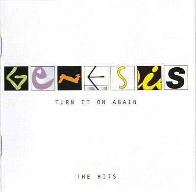 Genesis / Turn It on Again / The Hits (Greatest Hits / Best of) *NEW* CD