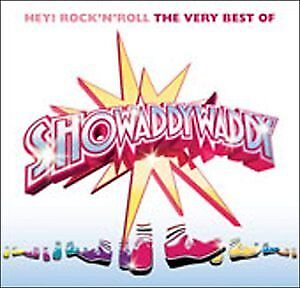 Showaddywaddy / Hey! Rock 'N' Roll / The Very Best Of (Greatest Hits) *NEW* CD