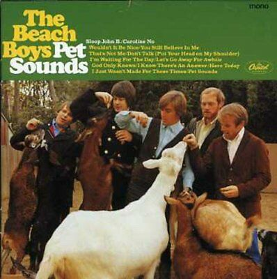Beach Boys / Pet Sounds [2000 Re-issue] *NEW* CD