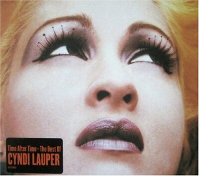 Cyndi Lauper / Time After Time / The Best of (Greatest Hits) *NEW* CD