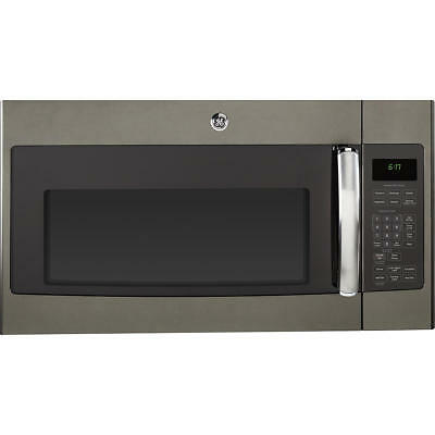 "GE JVM6175EFES 30"" Over-The-Range Microwave Oven (Slate)"