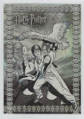 2006 Artbox Harry Potter and the Goblet of Fire Update Foil Puzzle #R3 Card 0e3