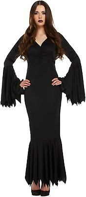 Halloween Fancy Dress Up Outfit Costume Adult Vampiress One Size Female Vampire