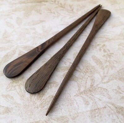 Pack of 5 Wingwood Hair Sticks Hair Pin Wooden Hair Stick Hair Accessories