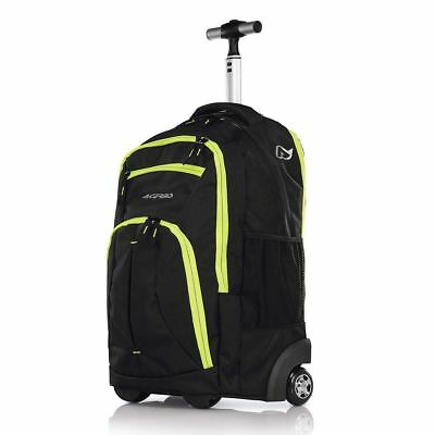 Acerbis Borsa Waggy Trolley Bag 34L Hand Luggage Travel Backpack