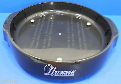 Authentic Nuwave Pro Oven Deluxe Base/bottom Tray Replacement Part 2969