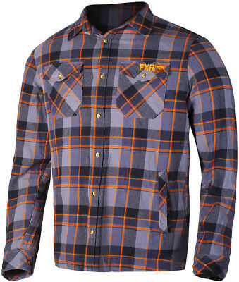 FXR Timber Plaid Shirt 2018