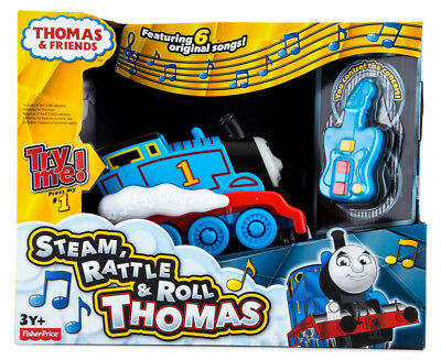 Fisher-Price Thomas & Friends Steam, Rattle & Roll Thomas Toy