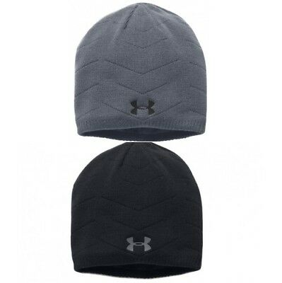 Under Armour Coldgear Reactor Beanie Woolly Hat