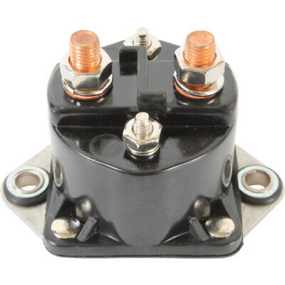STARTER SOLENOID RELAY for MERCURY MARINE 89-817109A2 Rubber Mount