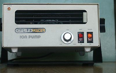 Charles-Water Ion-Pump Cp912/120V W/fan & Heater