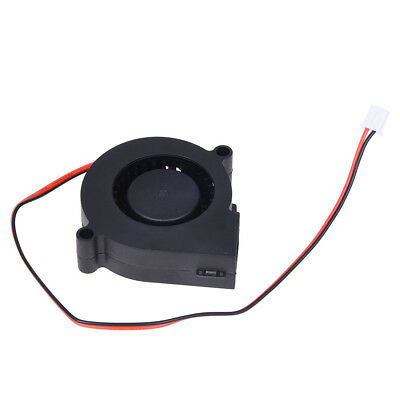 2 Pin Connector Brushless DC 24V 0.15A Turbo Blower Cooling F I6Y6