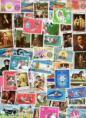 Panama 300 timbres différents