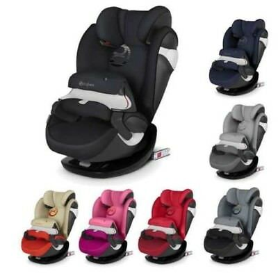 Cybex Children Car Seat PALLAS M-FIX CHOICE OF COLOURS NEW