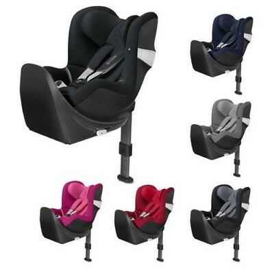 Cybex Children Car Seat Sirona M2 I Size Incl. Base Station M Choice of Colours