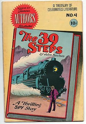 Stories By Famous Authors Illustrated :: 4 :: 39 Steps