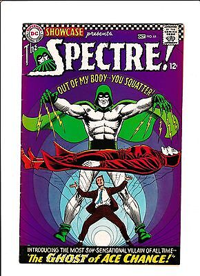 """Showcase #64  [1966 Vg-Fn]  """"the Ghost Of Ace Chance!""""  Spectre"""