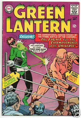 Green Lantern :: 39 :: Championship Of The Universe