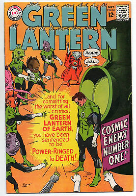 Green Lantern :: 55 :: Cosmic Enemy Number One