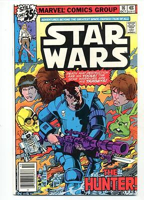 Star Wars #16    1st Appearance Valance