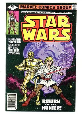 Star Wars #27     Return of the Hunter