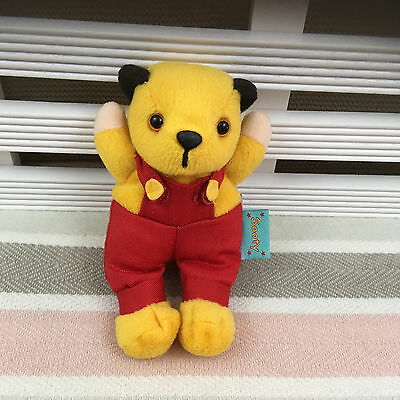 "Sooty Beanie Soft Toy 6"" by Whitehouse Leisure 2009"