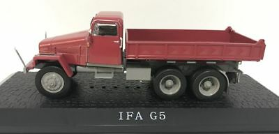 1:43 atlas IFA g5 red