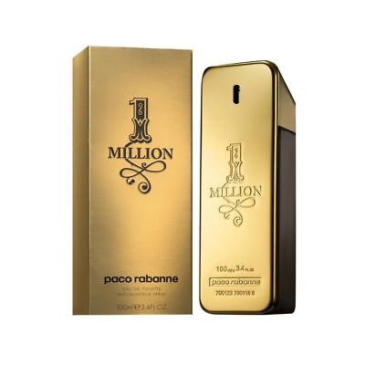 1 Million Paco Rabanne Eau De Toilette 100Ml Spray