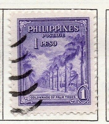 Philippines 1946-49 Early Issue Fine Used 1P. 172990