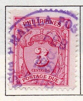 Philippines 1946-49 Early Issue Fine Used 3c. 172998